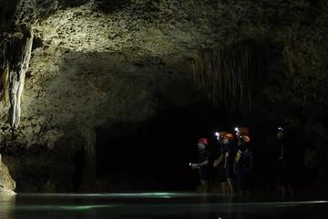 Privilege Route Adventure Tour at Rio Secreto Nature Reserve