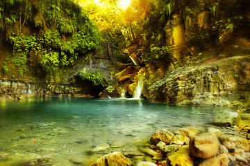Puerto Plata Shore Excursion: Damajagua Waterfalls Tour