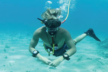 Punta Cana Party Cruise with Snorkeling, Hooka Diving and Parasailing