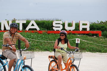 Punta Sur Eco Beach Park Bike Tour in Cozumel