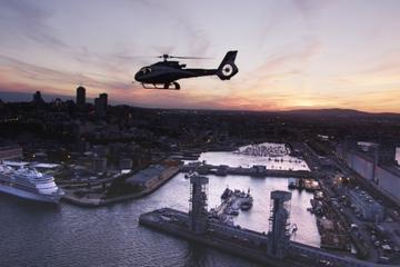 Quebec City Helicopter Tour