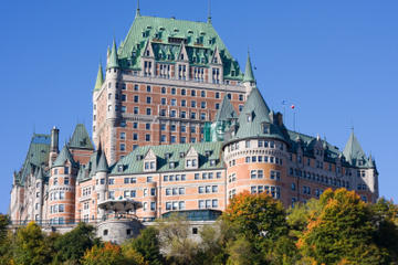 Quebec City Shore Excursion: Quebec City Sightseeing Tour