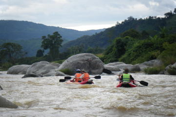 Rafting Cai River Rafting Day Trip from Nha Trang