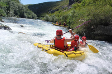 Rafting Experience from Trogir and Split