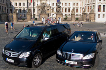 Regensburg to Prague Private Transfer