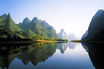 Rejuvenating Guilin Day Tour: Li River Cruise and Reed Flute Cave including Foot Massage