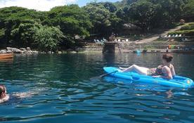 Relaxing Day at Apoyo Lagoon