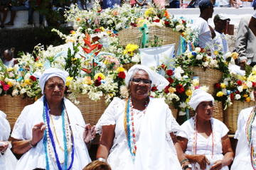 Religious African Heritage Tour in Salvador