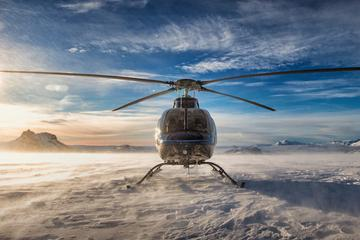 Reykjavik Helicopter Tour: Golden Circle Experience