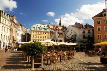 Riga Old Town Group Walking Tour