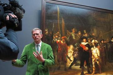 Rijksmuseum Private VIP Tour of Mannheimer James Bond story with Art Historian