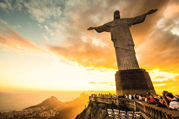Rio by Land and Water: Historical City Tour Plus Sunset Bay Cruise