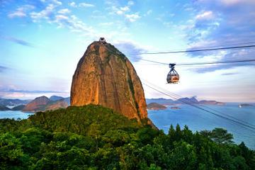 Rio de Janeiro Shore Excursion: Corcovado Mountain, Christ Redeemer and Sugar Loaf Mountain Day Tour