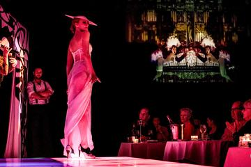 Risqué Revue Cabaret Dinner and Show with VIP Seating at Slide Sydney