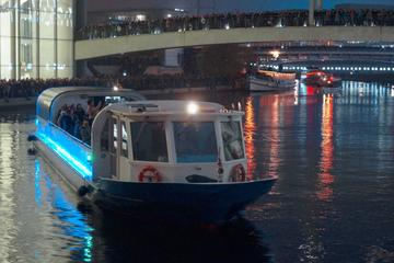 River Cruise Including Live Entertainment And Fireworks in Berlin