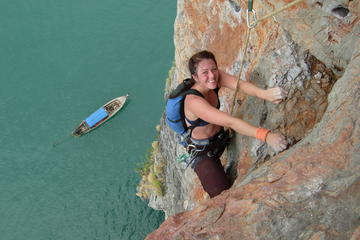 Rock Climbing Courses at Railay Beach in Krabi