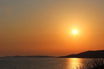 Romantic Hvar Sunset and 'Slow Food' Dinner