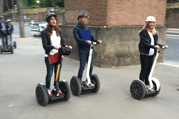 Rome Segway 4 hour Morning Start-Small Group