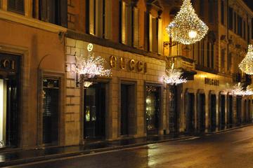 Rome Shopping Tour