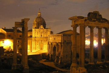 Rome under the Stars Walking Tour