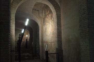 Rome Undergrounds Tour: Basilica of Saint Clement and Roman Houses of Caelian Hill