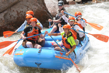 Royal Gorge 3-Hour Rafting Experience