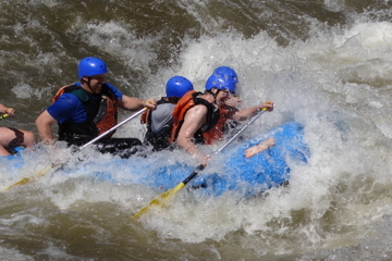 Royal Gorge Full-Day Rafting Trip