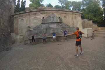 Running Tour in Granada