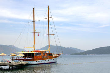 Sail Away in Bodrum