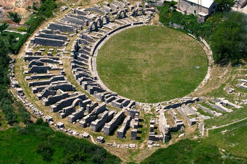 Salona and Klis Fortress Tour from Split