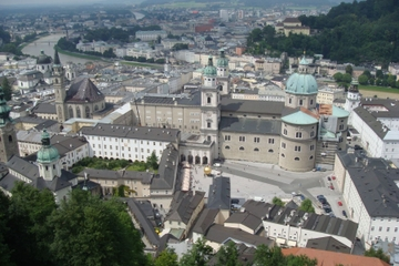 Salzburg Hop-On Hop-Off Bus Tour