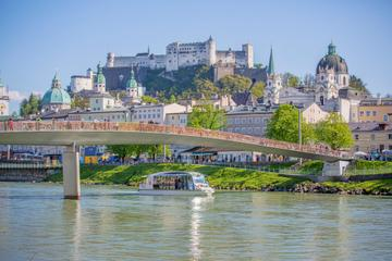 Salzburg Sightseeing City Cruise on Salzach River
