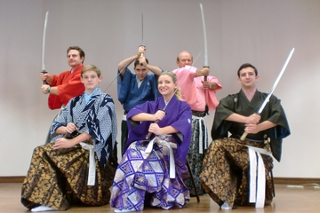 Samurai School: Samurai for a Day