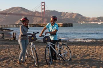 San Francisco Golden Gate Bridge Bike Tour
