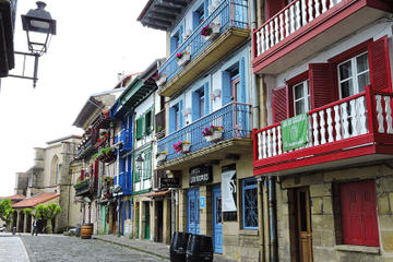 San Sebastian and Hondarribia Private Tour from Bilbao