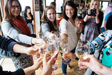 Santa Barbara El Paseo Wine and Photo Tour