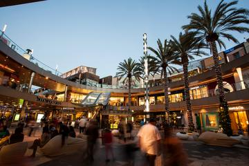 Santa Monica Place Shopping Experience