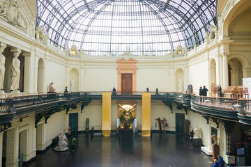 Santiago Iconic Museums Tour