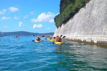 Sea Kayak Tour from Zadar
