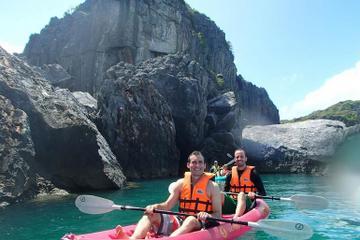 Sea Kayaking at Ang Thong National Marine Park from Koh Samui
