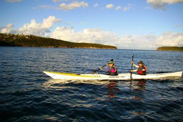 Self-Guided Sydney Middle Harbour Kayak Tour by Deluxe Kayak