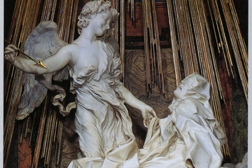 Semi-Private Walking Tour: Angels and Demons
