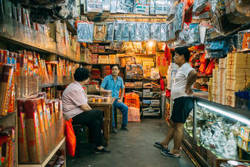 Senses of Hong Kong: Mongkok Market and Street Life Tour