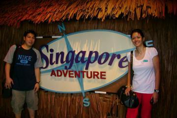 Sentosa Island Tour with Singapore Cable Car and Optional S.E.A Aquarium