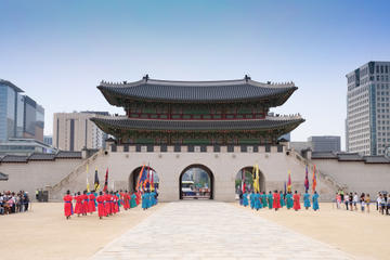 Seoul Sightseeing and DMZ Tour with 3-Nights Accommodation and Optional Evening Tour