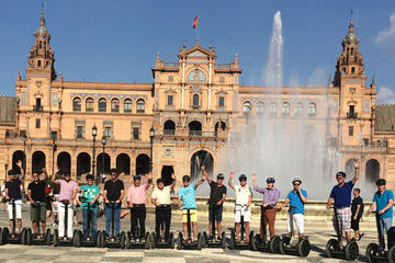 Seville Small-Group Segway Tour