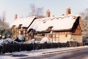 Shakespeare's Birthplace: 'Winter 4 House' Tour