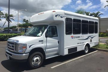 Shared Arrival Shuttle : Kahului International Airport OGG to Wailea Area