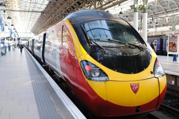 Shared Arrival Transfer: Gare de Lyon Saint-Exupery to Lyon Hotel