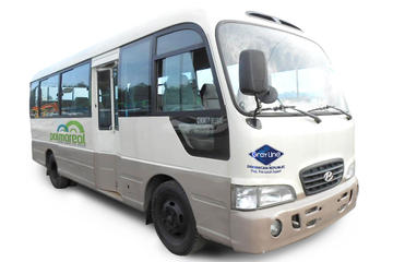 Shared Arrival Transfer: Santo Domingo Airport to Hotel